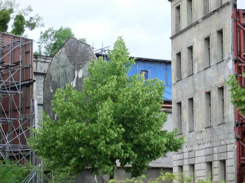 """Kulissen der """"Berliner Straße"""""""