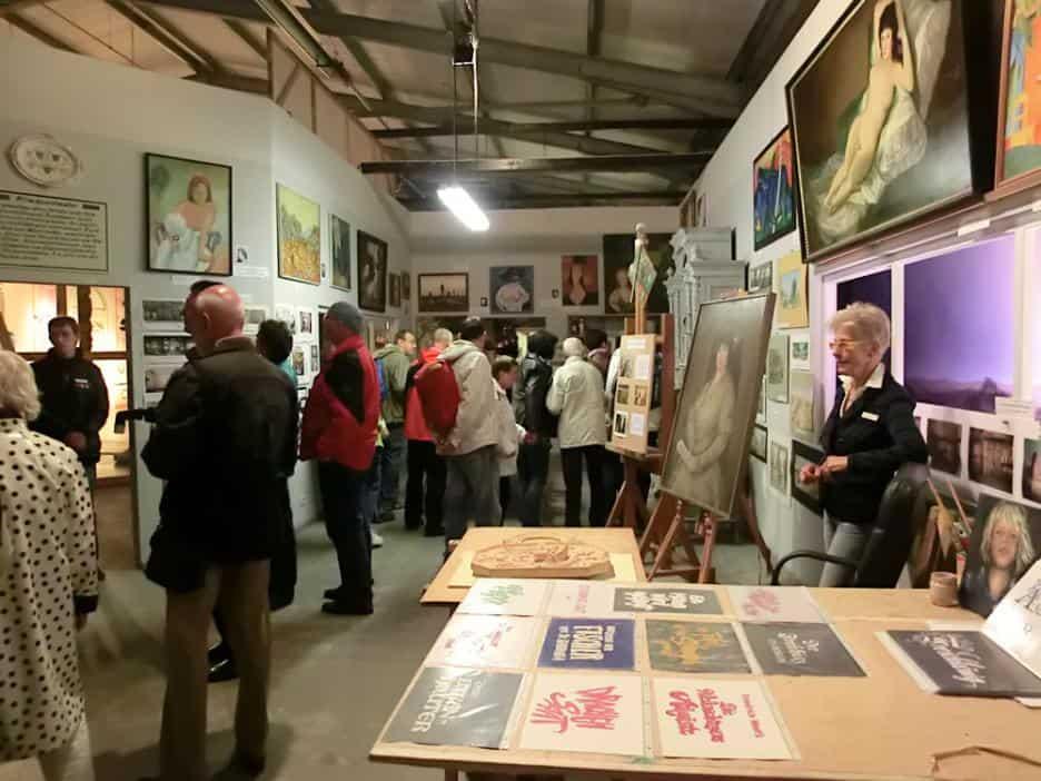 """Blick in eine """"Fälscherwerkstatt"""" - hier werden van Goghs und Monets gemalt"""