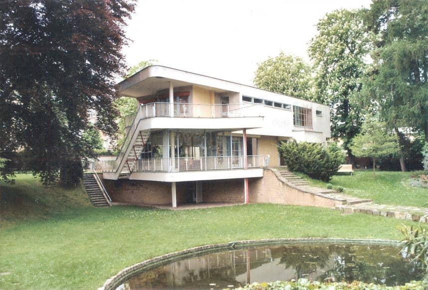 Die Schminke-Villa: Scharouns Hauptwerk im privaten Wohnungsbau (1930/33)