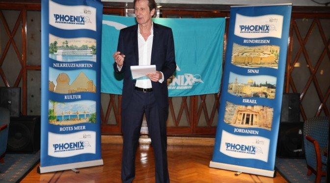CTOUR on Tour: Vorstellung des Phoenix-Katalogs 2015 in Ägypten