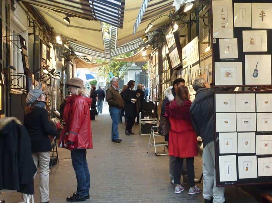 Maler-Gasse Rue de Tresore