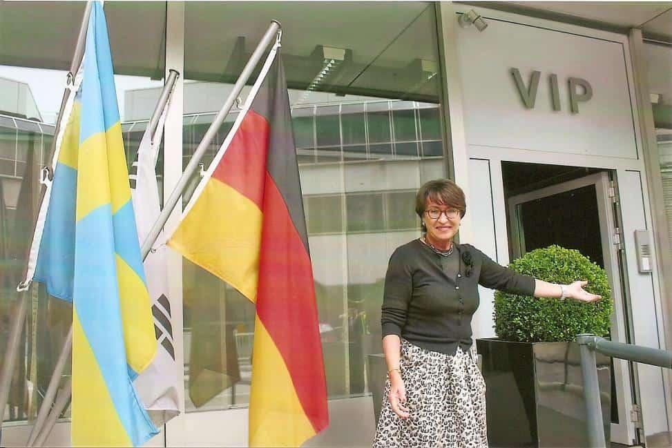 Bärbel Storch hat gemeinsam mit dem Premium-Clubanbieter den Airport-VIP-Service erfolgreich gestartet.