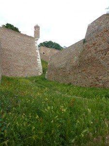 Die Belgrader Festung Kalemegdan
