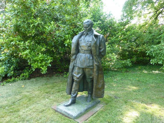 Tito im Museumspark