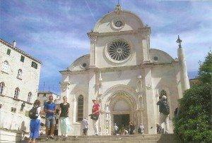 Sibenik-Kathedrale