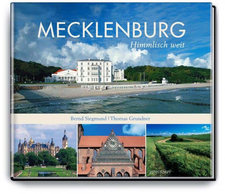 Cover des Bildbandes, Quelle: Hinstorff Verlag