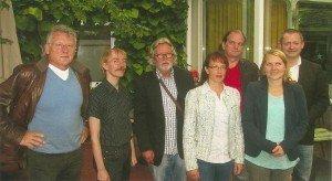Neue CTOUR-Mitglieder  Foto: CTOUR