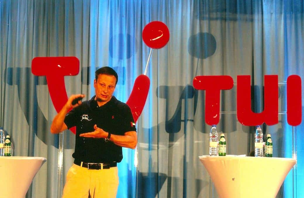 Christian Clemens, der neue CEO von TUI Deutschland