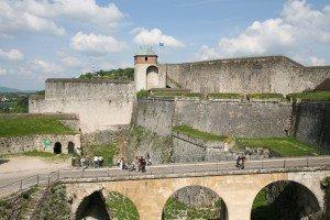 Die Zitadelle Foto: R. Keusch