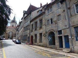 Das Geburtshaus von Victor Hugo Foto: R. Keusch