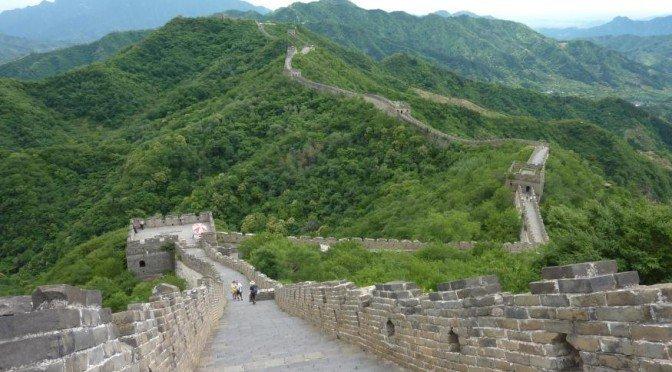CTOUR on Tour: Die Große Mauer und eine Armee als Grab-Beigabe (2)