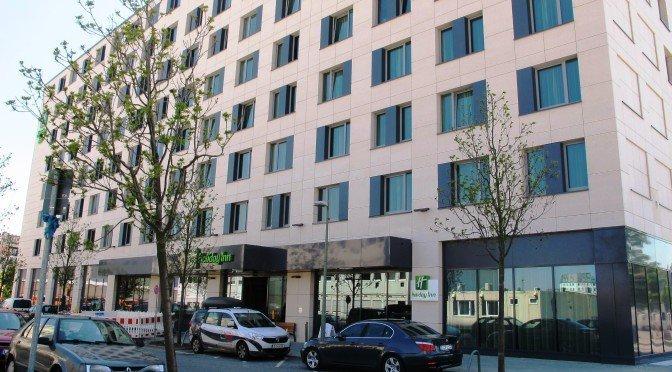 """CTOUR-Hotelstammtisch: Ein Holiday Inn mit erstem """"Open Lobby Konzept"""" in Deutschland 1"""