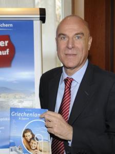 alltours-Chef Willi Verhuven