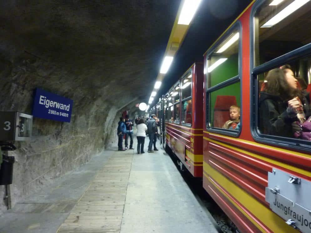 Station Eigerwand