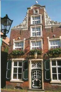 Museum und Weinhandlung: Samson-Haus in Leer