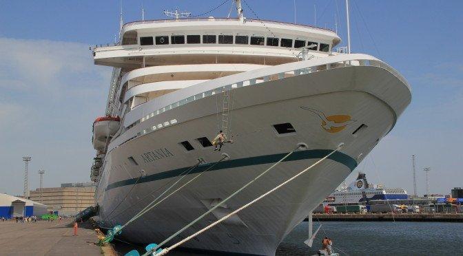 """CTOUR on Tour: MS ARTANIA – das neue """"Traumschiff""""? 1"""