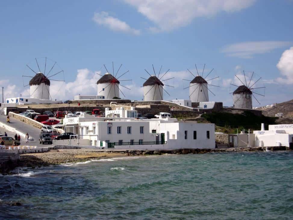Touristenmagnet Mykonos