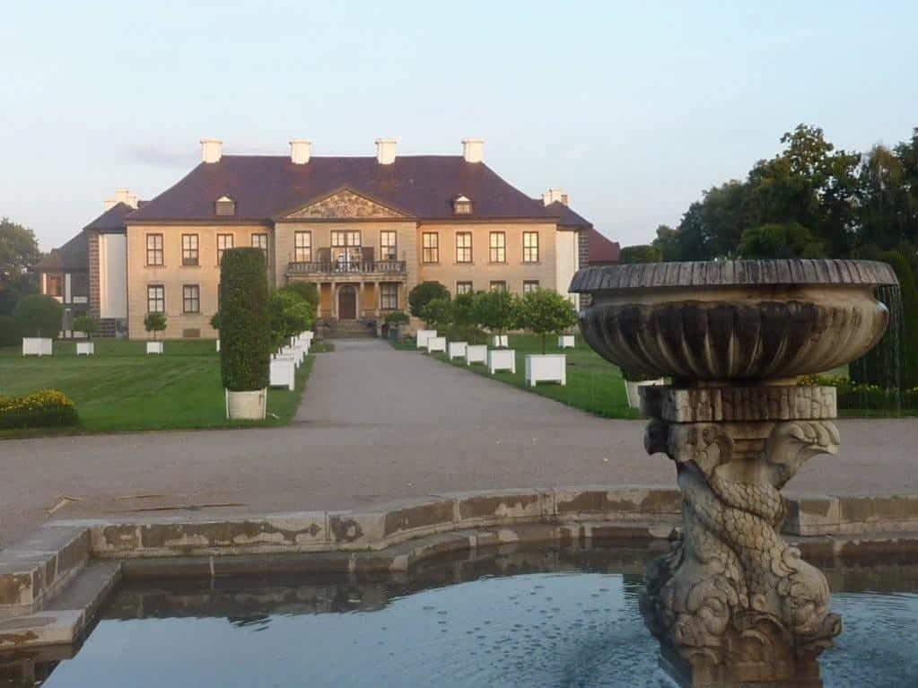 Schloss und Park Oranienbaum