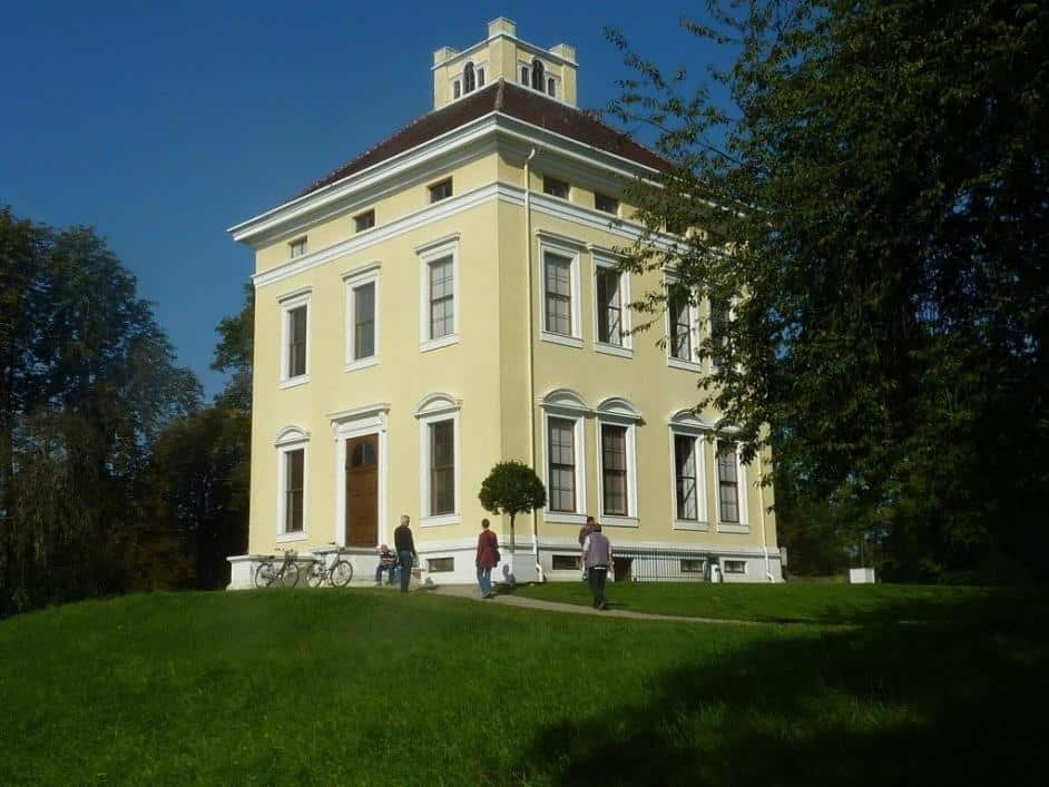 Schloss Luisium bei Dessau