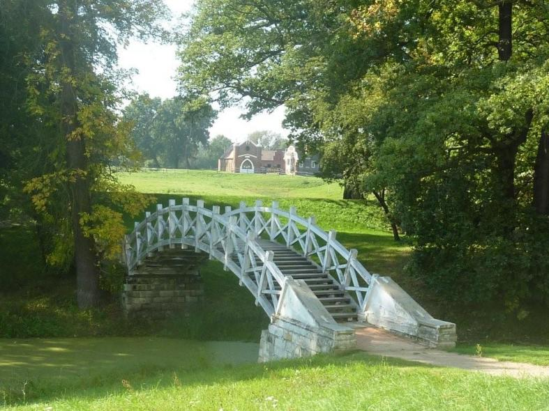 Schlosspark Luisium