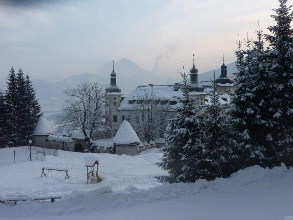 Barockschloss Röthelstein