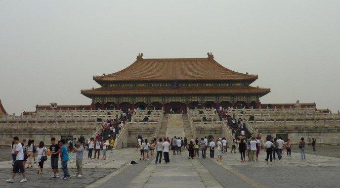 Verbotene Stadt - Halle der höchsten Harmonie