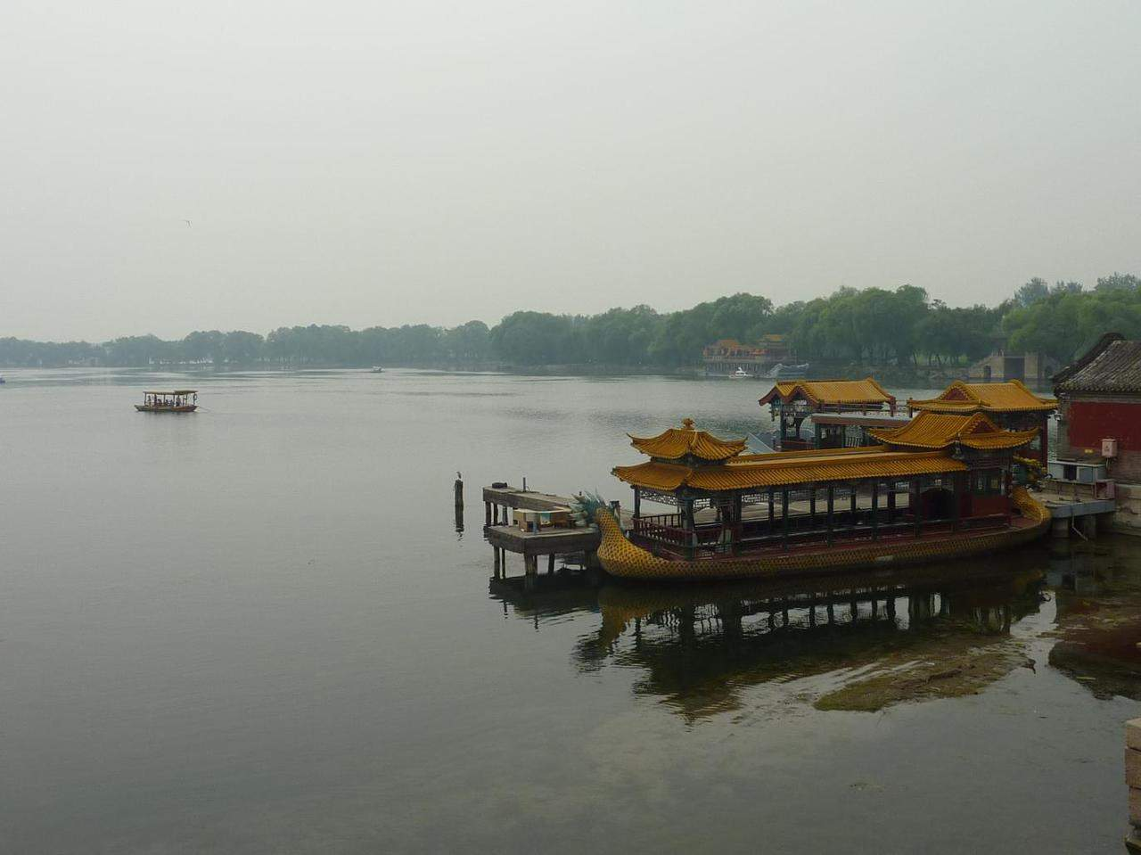 Der Kunmingsee im Sommerpalast