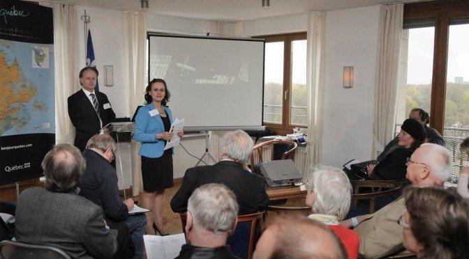 CTOUR präsentiert: Québec trifft Berlin am Pariser Platz