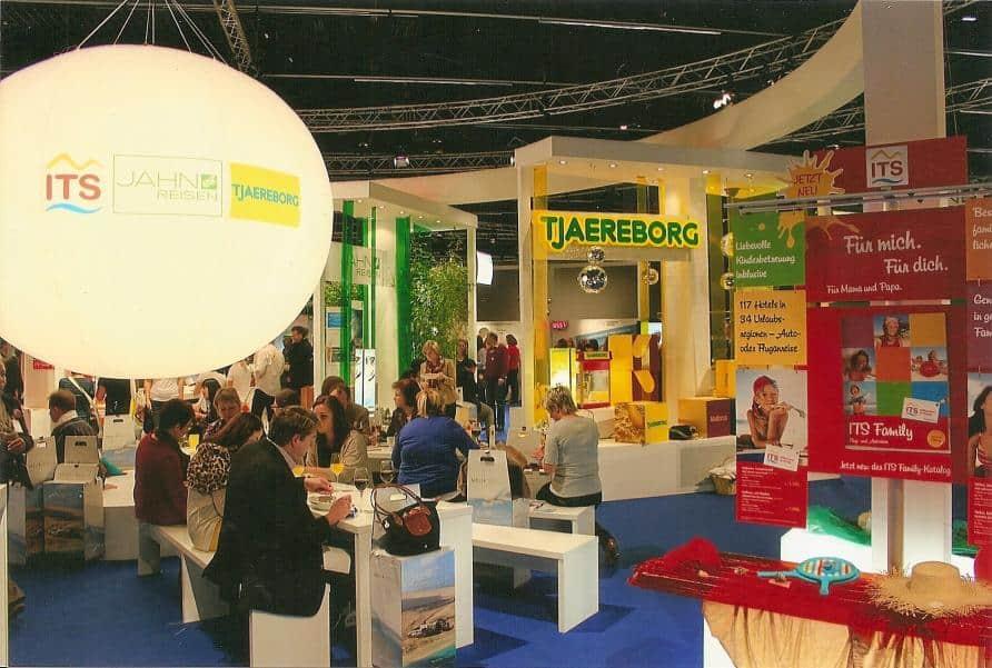 Sieben Reisewelten präsentierten sich mit interessanten Neuigkeiten auf der REWE Touristik-Reisemesse in Salzburg