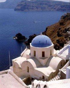 Vulkaninsel Santorini