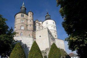 Das Schloss der Württemberger Foto: R. Keusch