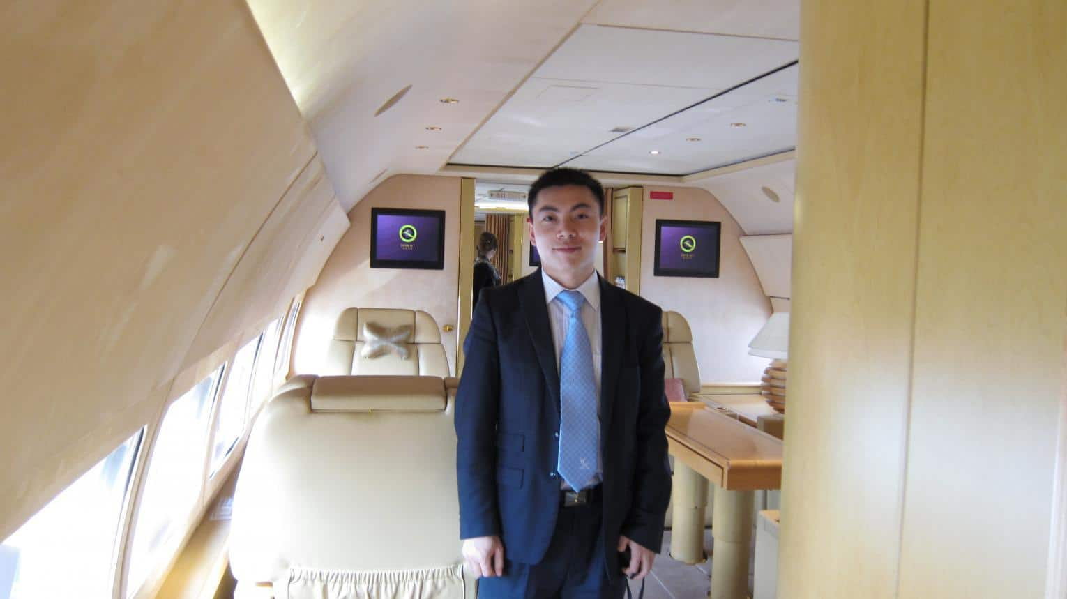 Shi Zhiwei, General Manager Hainan Airlines