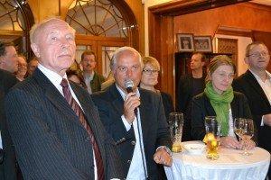Gesprächsrunde mit Reisejournalisten Foto: Botschaft Sri Lanka Berlin
