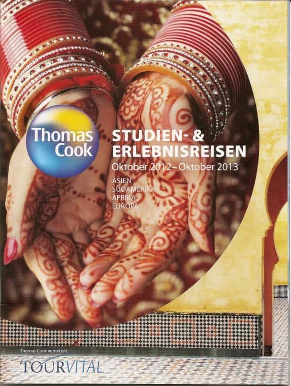 Neu in der Thomas Cook-Katalogfamilie: Studien- und Erlebnisreisen