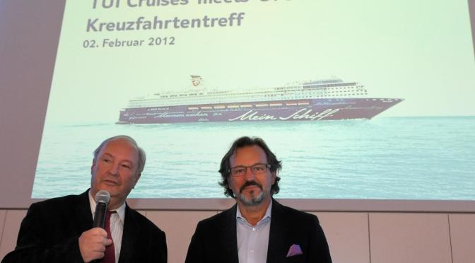 CTOUR meets TUI Cruises: CTOUR-Medienabend in der World of TUI Berlin (1)