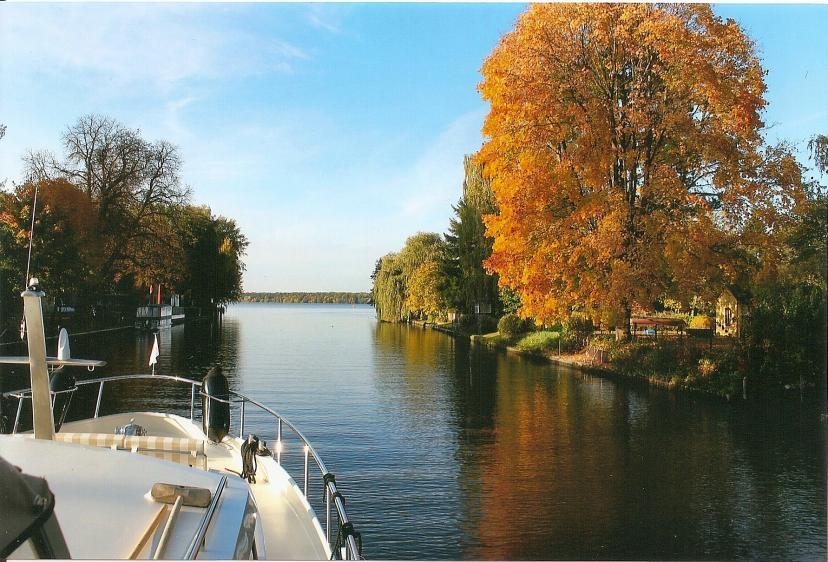 CTOUR special: Mit YachtCharter Löber rund um die Müggelberge 1