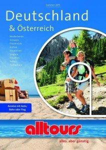 Der Eigenanreise-Katalog bietet 450 Hotels in Deutschland und weiteren Ländern Repro: Hans-Peter Gaul