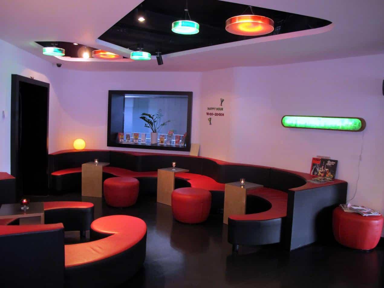 Die Room Room Bar