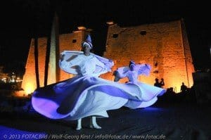 Folklore im historischen Ambiente