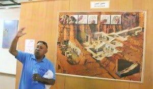 TUI-Reiseführer Abdel Nasser im Tal der Könige