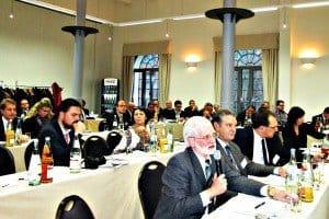 Der Branchentreff des bdo – ein gründliches, ergiebiges Forum zur Zukunft des Fernbuslinienverkehrs Foto: M. Weghenkel