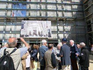 CTOUR vor Ort: Besuch auf der Baustelle und in der Schlossbauhütte des Berliner Stadtschlosses 3