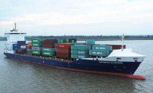"""Nachbarschiff zur """"Anke Ehler"""" vor Brunsbüttel"""