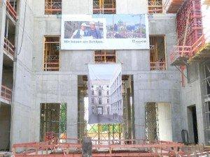 CTOUR vor Ort: Besuch auf der Baustelle und in der Schlossbauhütte des Berliner Stadtschlosses 2