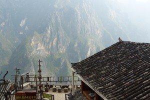 Berghütte auf über 3000 m