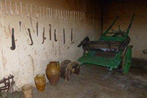 Werkstatt der Kastanienräucherei Fotos: R. Keusch
