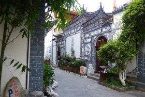 Bai-Häuser in Dali