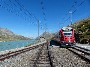 Bernina-Express Foto: R. Keusch