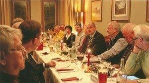 """CTOUR-Salongespräch mit dem Condor-Kommunikationschef in der """"Gerichtslaube"""" Berlin"""