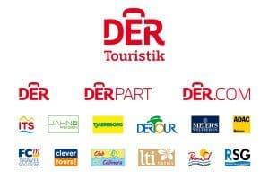 Die aktuelle DER Touristik- Markenstruktur
